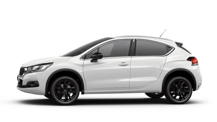 DS 4 Crossback 1.6 BlueHDi 120 So Chic full